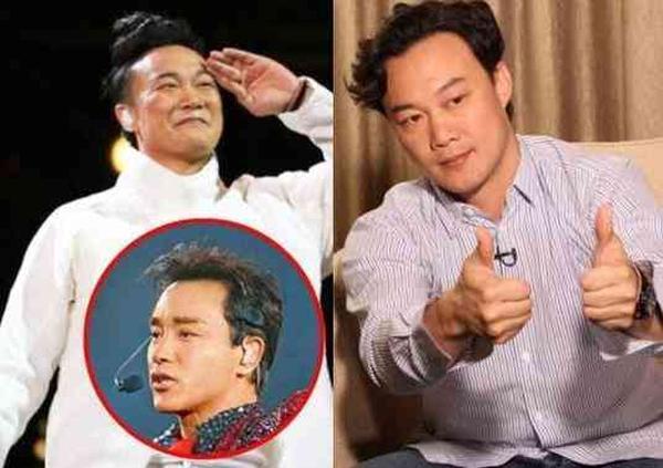 陈奕迅因张国荣戒烟:称张国荣让他被浪费好嗓子