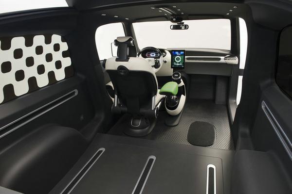 丰田发布全新概念车Urban Utility 该车空间利用率极强