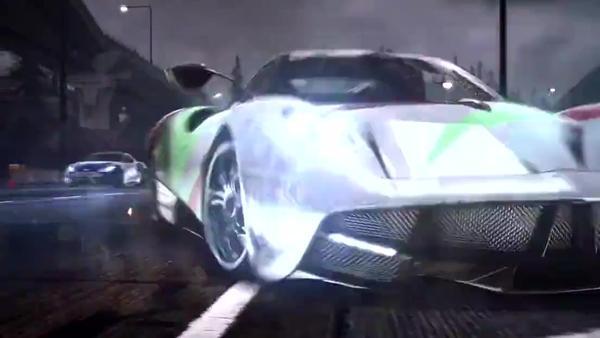 《极品飞车18》系列第20作最新预告片 物理引擎让游戏更震撼