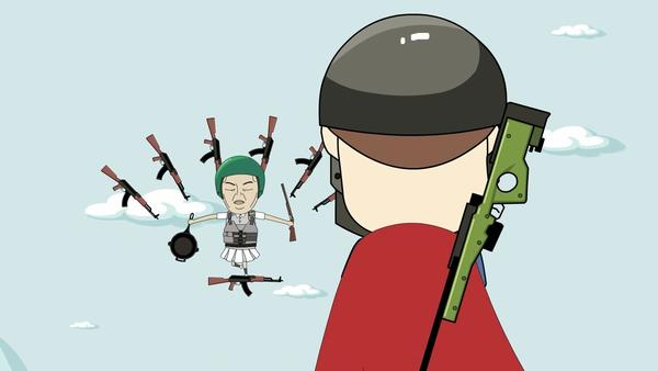 剑仙缘悟空降临 更多精彩打斗将要呈现