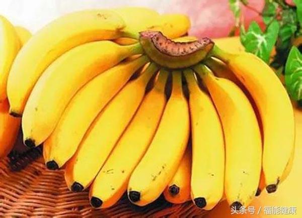 吃香蕉后可以喝水吗