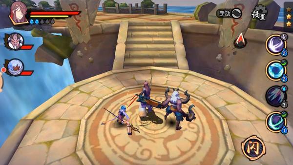仙剑奇侠传幻璃镜媲美单机游戏的游戏代入感