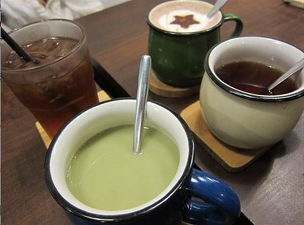 果汁奶茶的做法功效是什么
