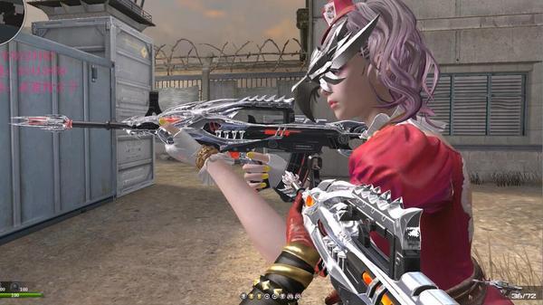 逆战狼王套的武器套装效果是什么 狼王套全武器搭配效果一览
