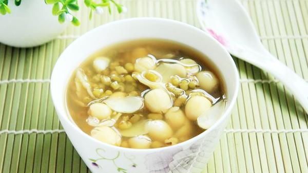 绿豆配什么一起煮最排毒,绿豆性寒怎么做才不寒