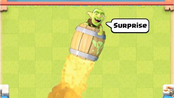 皇室战争火箭飞桶流怎么使用 火箭飞桶流使用心得