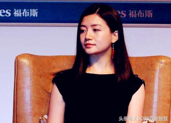 李颖个人资料 中国最美女富豪30岁身家过亿老公是谁