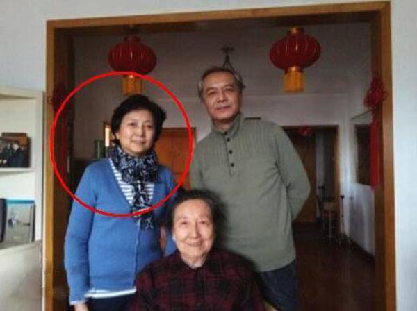 陈道明妻子杜宪个人资料近照