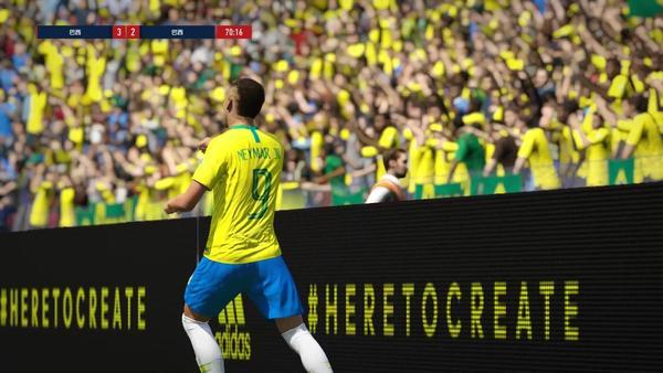 FIFA16搓射必进的位置在哪解答