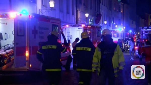 德国餐厅再发生爆炸致1死12伤 1周发生4起人心惶惶