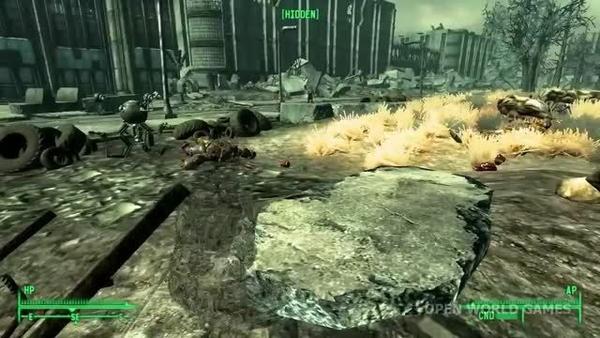 辐射4怎么破敌人隐身 敌人用隐身小子怎么办