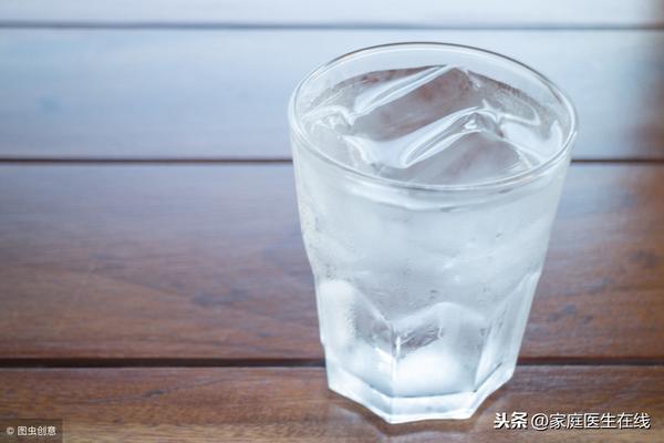 牙疼喝凉水就不疼了