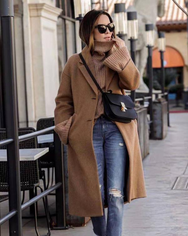 高领毛衣逆袭季 做个冬日时尚智者吧!