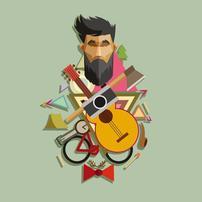 爱音乐的阿布