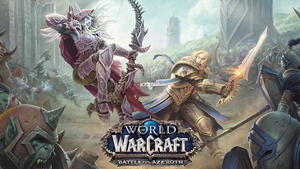玩家将再度沉迷 暴雪开始制作《WOW》新资料片
