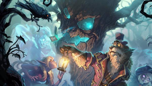 炉石传说女巫森林弑君贼卡组搭配推荐