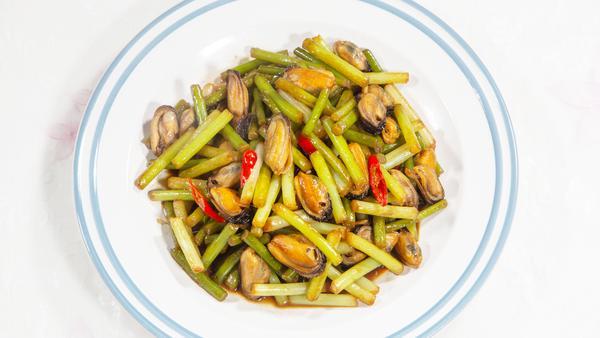 淡菜是冷水还是热水下锅,淡菜如何快速清洗