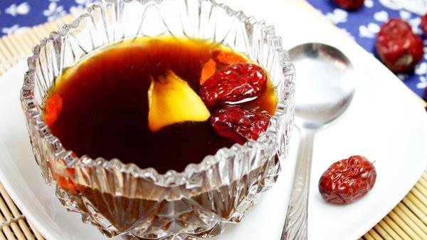 喝红豆汤会让月经变多吗,经期喝了红豆汤血量多怎么办