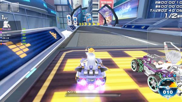 QQ飞车白金神兽强化形态展示 白金神兽强化开启时间