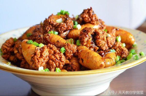 辣炒鱼籽的做法