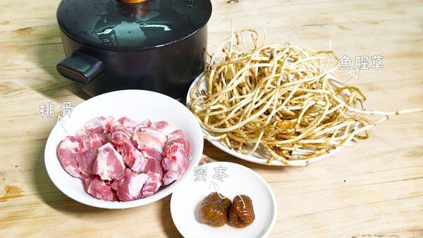鱼腥草和排骨一起煲汤可以吗,鱼腥草排骨汤的做法