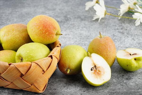 减肥吃苹果好还是吃梨好啊