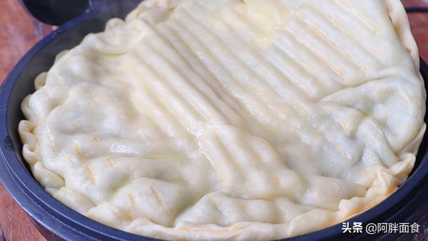 菠菜饼的做法