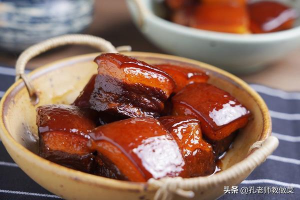 砂锅红烧肉的做法