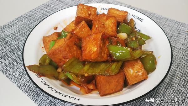 青椒豆腐的做法是怎样的
