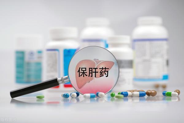 保肝护肝吃什么药呢