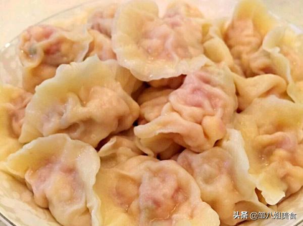 西红柿鸡蛋馅饺子的家常做法