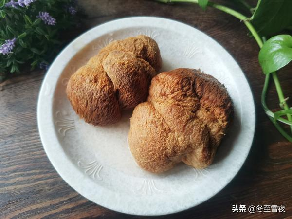 干猴头菇的做法