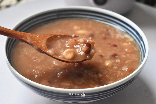 每天早餐吃红豆粥好吗