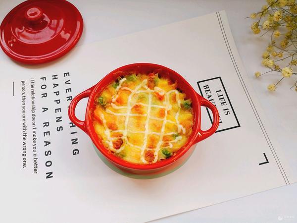 奶酪时蔬串的做法