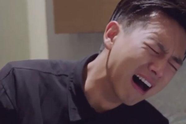 为何李现有如此辣眼睛的哭戏,网友称剧组需要提供眼药水