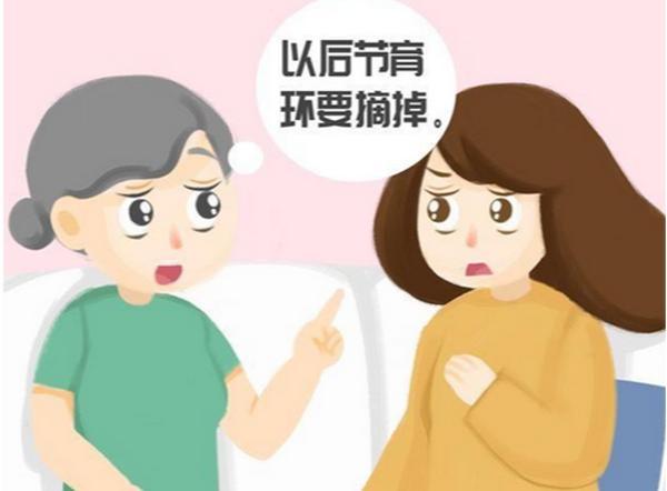 避孕节育环的使用方法