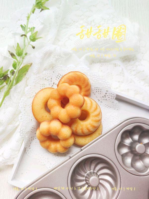 自制甜甜圈的做法