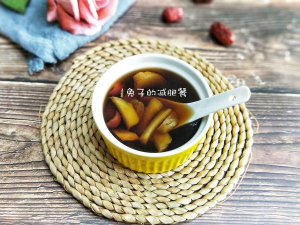 早上喝红枣姜汤的功效