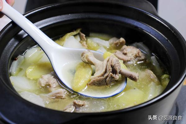 高压锅老鸭汤怎么做