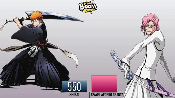 死神斩之灵与刀灵交流 释放强大的战力