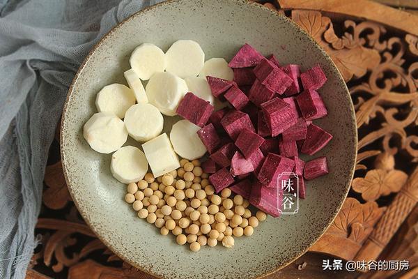 营养豆浆食谱大全有哪些
