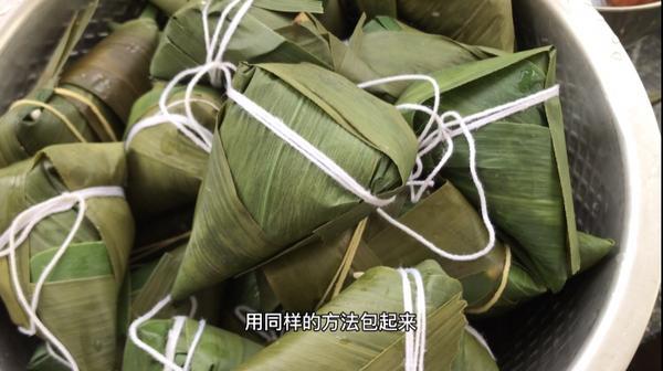 粽子叶为什么要煮,生粽子要煮多久才熟