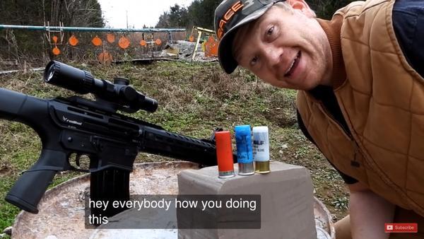 全民突击AA-12实战效果 霰弹枪性能测试
