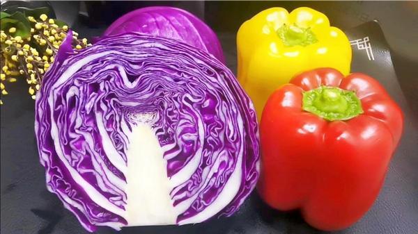 紫甘蓝和红薯能一起吃吗,紫甘蓝和红薯一起吃会怎样
