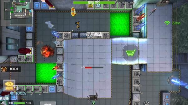 穿越火线枪战王者火线防御守卫中心玩法解析