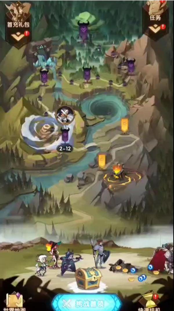 剑与远征蛮角BOSS怎么打 囚时之界蛮角BOSS攻略