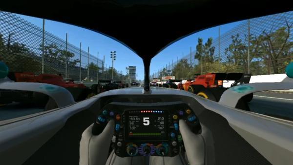 真实赛车3中FR驱动牵引力不足原因解释