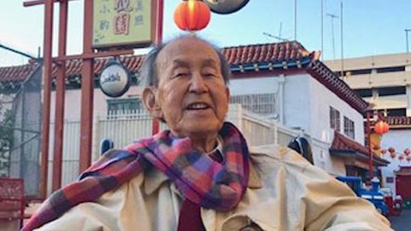 迪士尼动画师去世:迪士尼画师、演员Milton Quon去世,享年105岁