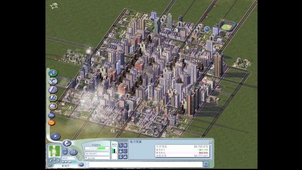 模拟城市4 攻略
