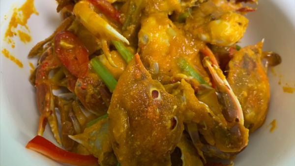 螃蟹能和南瓜一起吃吗,南瓜吃了多久能吃螃蟹